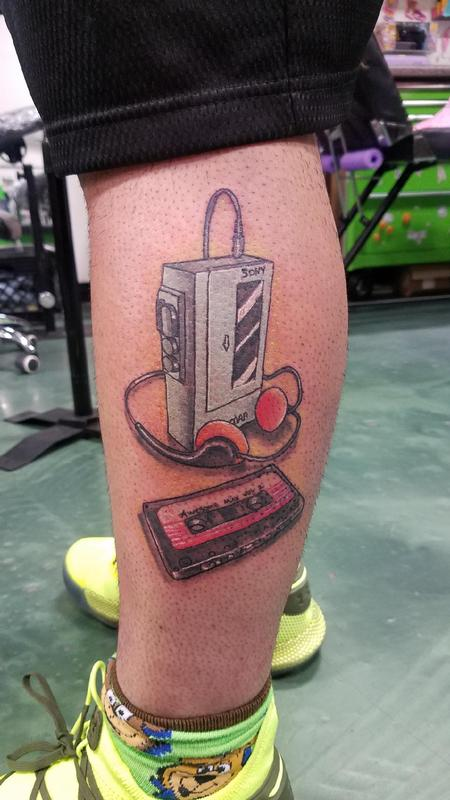 Tattoos - Tape and Player - 139181