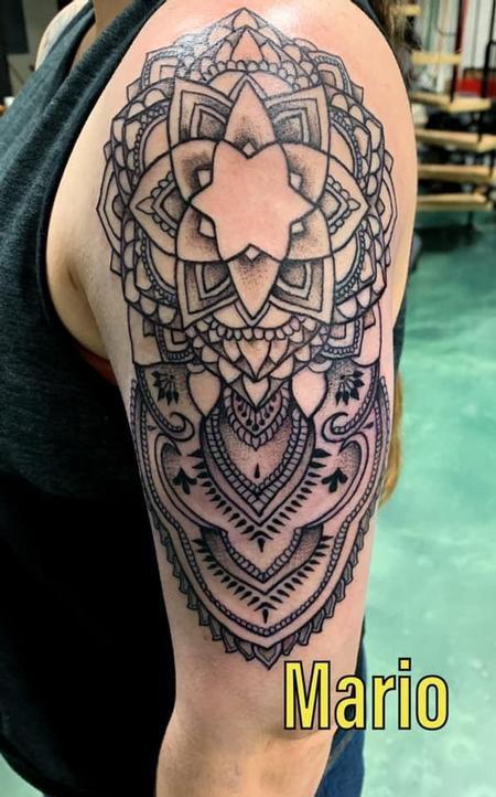 Tattoos - Mandala - 139182