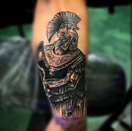 Tattoos - Spartan - 139558