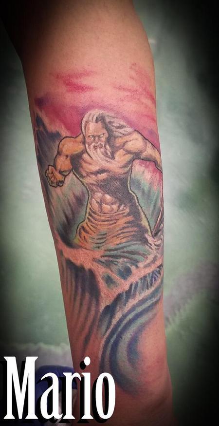 Tattoos - Poseidon - 138048