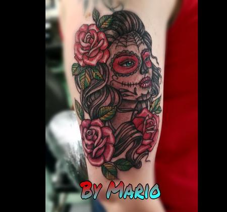 Tattoos - Dia De Los Muertos - 139015
