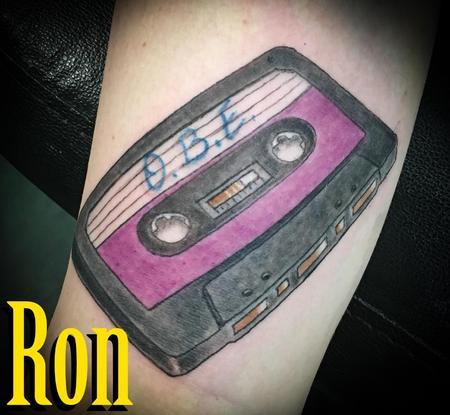 Tattoos - Husbands Band Tape - 137803