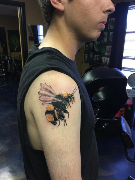 Tattoos - Bumblebee - 139189