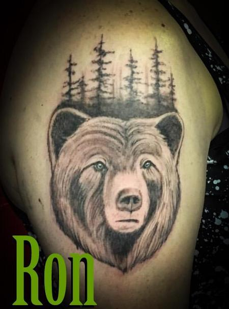 Tattoos - Grizzly Bear - 138527