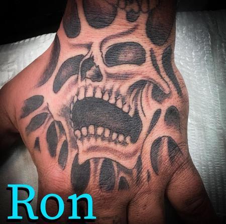 Tattoos - Skull - 139020