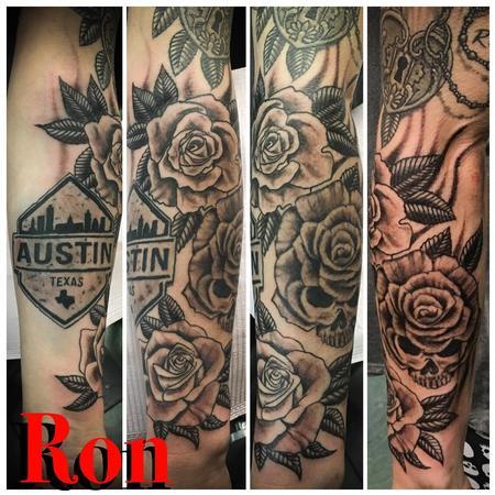 Tattoos - Roses - 139024