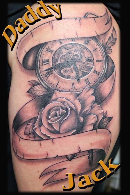 Tattoos - Custom Arm Piece - 131065