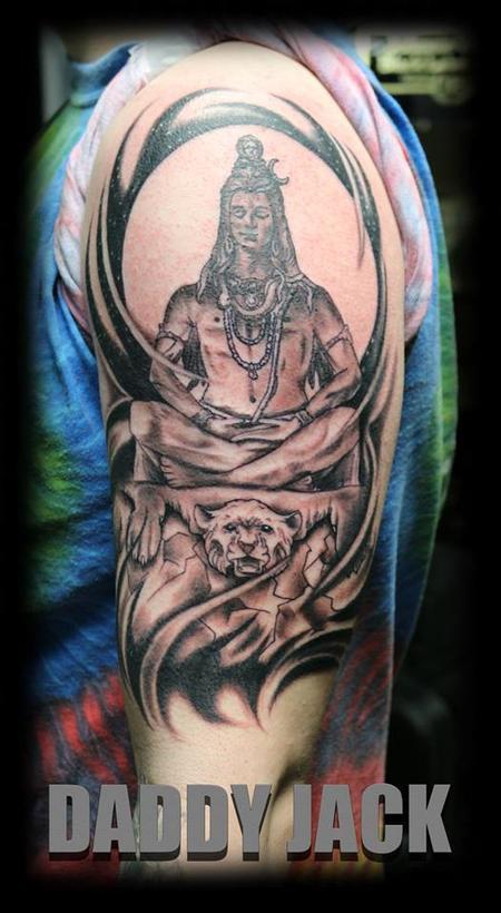Tattoos - Shiva - 132457