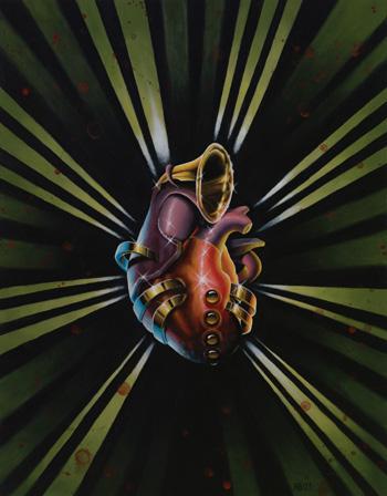 Nick Baxter - heart
