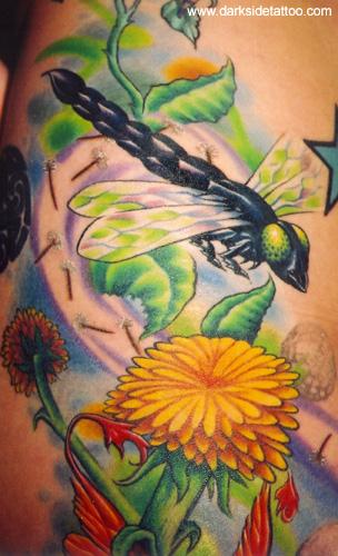 Nick Baxter - Dandelion Fairy Detail 1