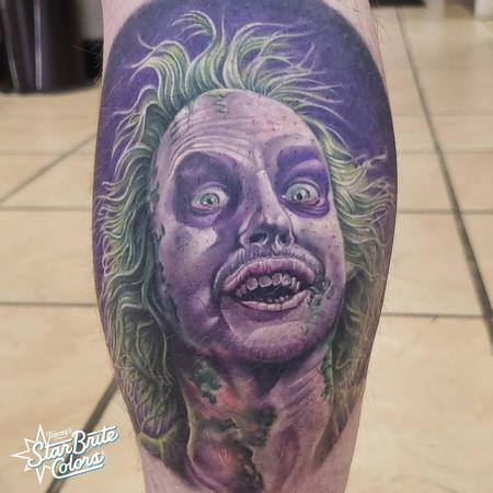 Tattoos - Beetlejuice - 142450