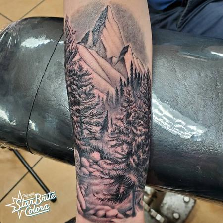 Tattoos - Nature Scene - 142467