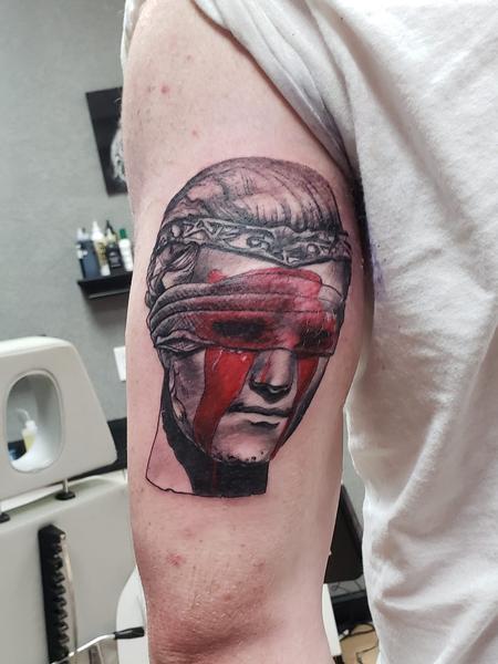 Tattoos - Statue - 142461
