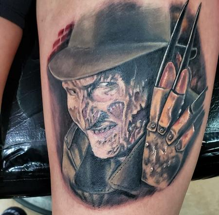 Tattoos - Freddy Krueger - 142472