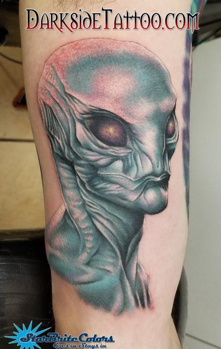 Sean O'Hara - Alien