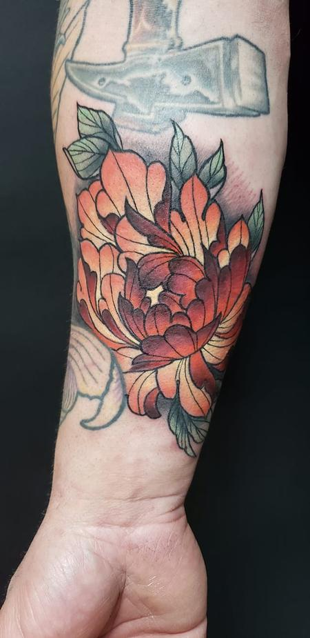 Dave Racci - Flower