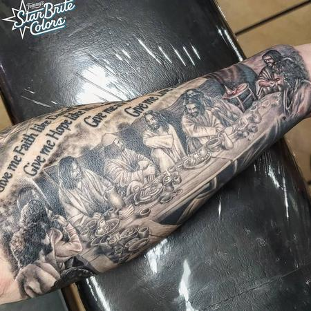 Tattoos - Last Supper - 142428