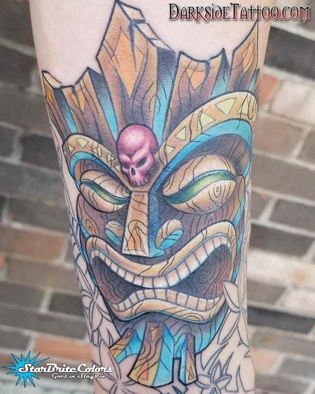 Tattoos - Color Tiki Tattoo - 130030