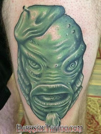 Nick Trammel - Creature from the Black Lagoon