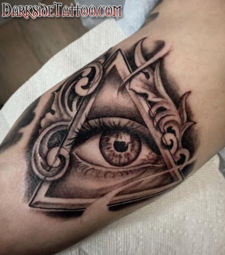Tattoos - Eye - 141765