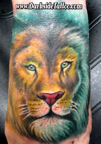 Dave Racci - Color Lion
