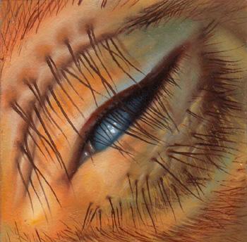 Nick Baxter - eye