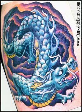 Sean O'Hara - Dragon Tattoo