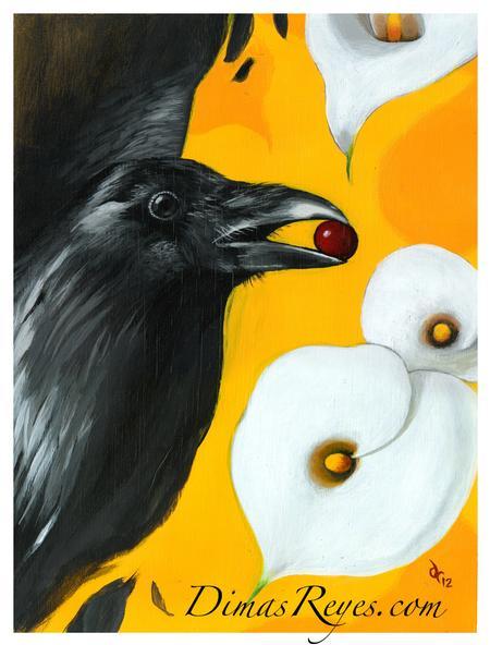 Dimas Reyes - Consider the Ravens