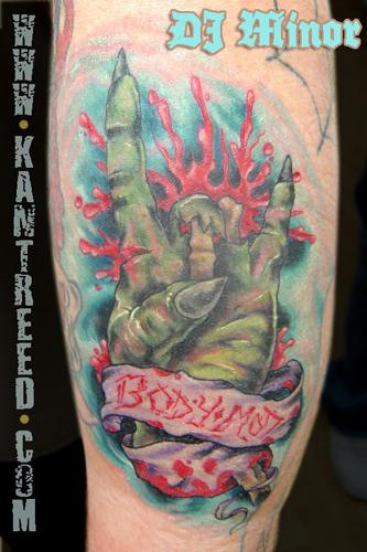 Tattoos - Great American Tattoo Piercer - 22257