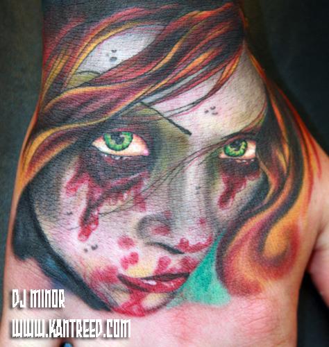 Tattoos - Earl - 22259