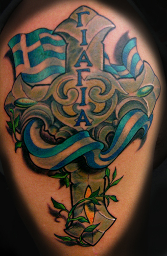 Tattoos - THEO'CROSS ! - 21844