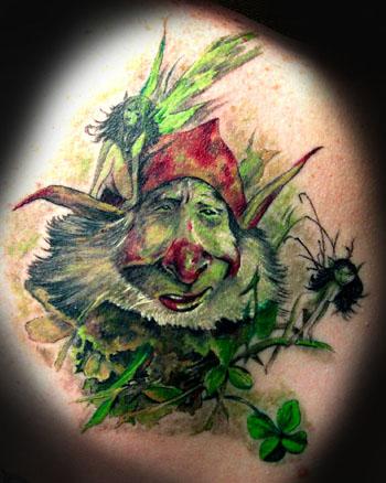 Tattoos - GNOME & FAIRY ! - 22544