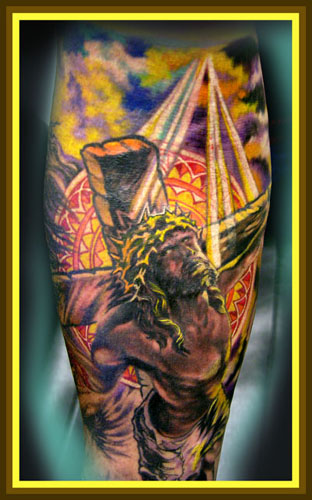 Tattoos - LIGHT of JESUS !! - 21305