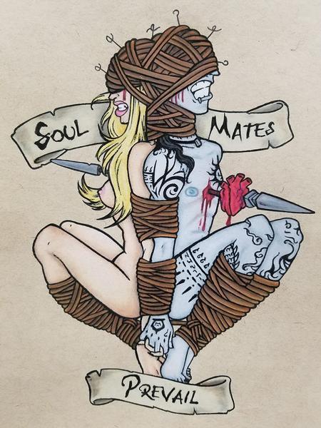 Stefanee Schofield - Soul Mates Prevail