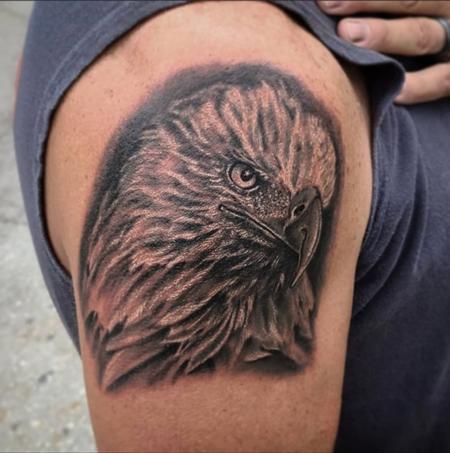 Tattoos - American Bald Eagle  - 142883