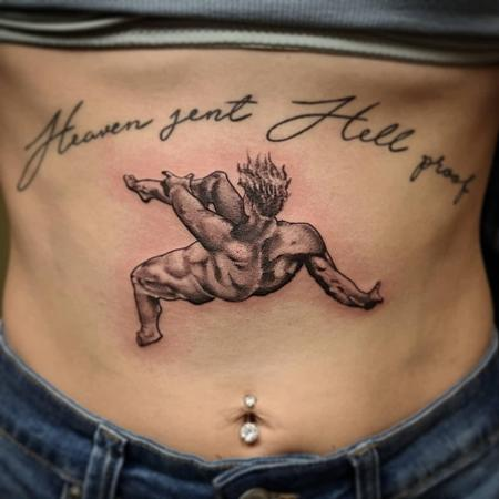 Tattoos - Fall of Icarus - 143250