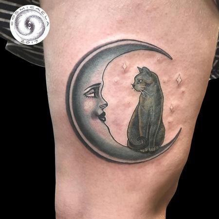 Micaela Lydon - Cat Moon