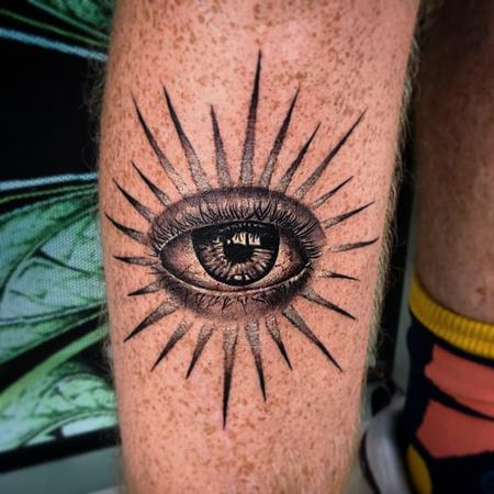 Tattoos - The Eye of All - 143417