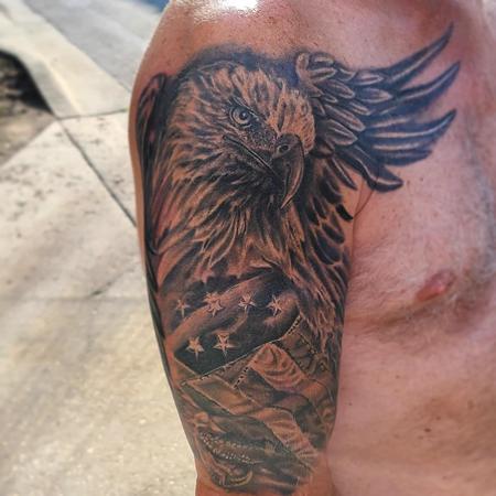 Tattoos - Patriotism  - 143251