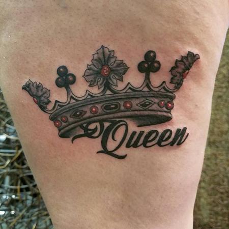 Stefanee Schofield - Queen Crown