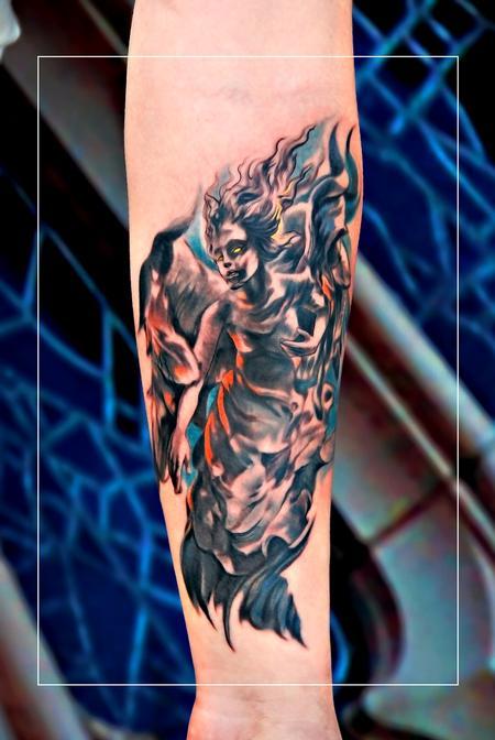 Tattoos - Anjo ! - 72034