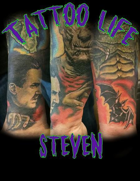 Steve Cornicelli - Bela Dracula