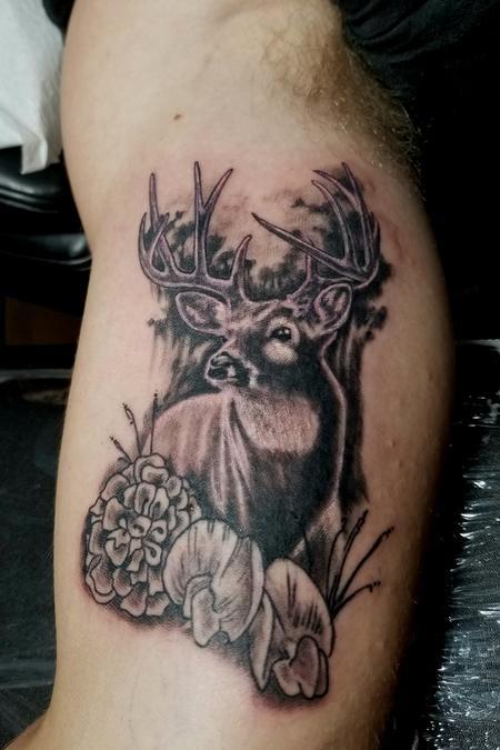 Steve Cornicelli - My Deer Family