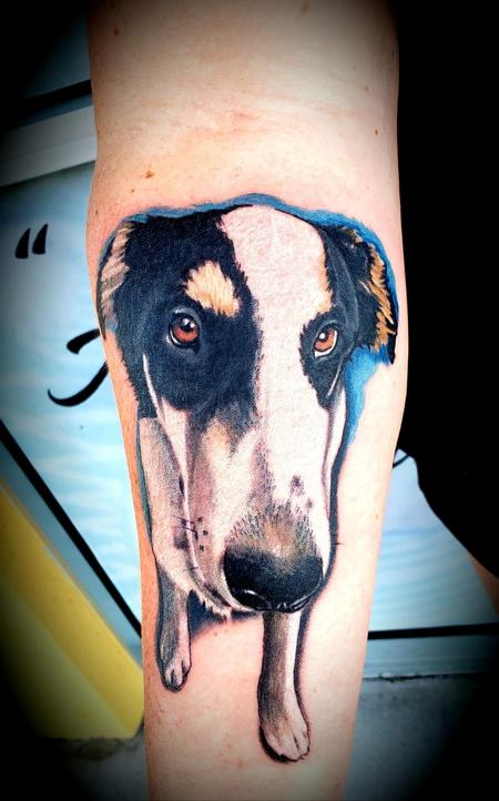 Tattoos - Pooch - 141155
