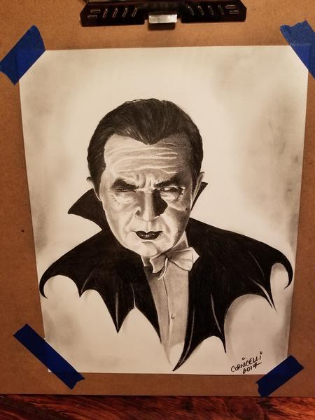 Steve Cornicelli - Dracula