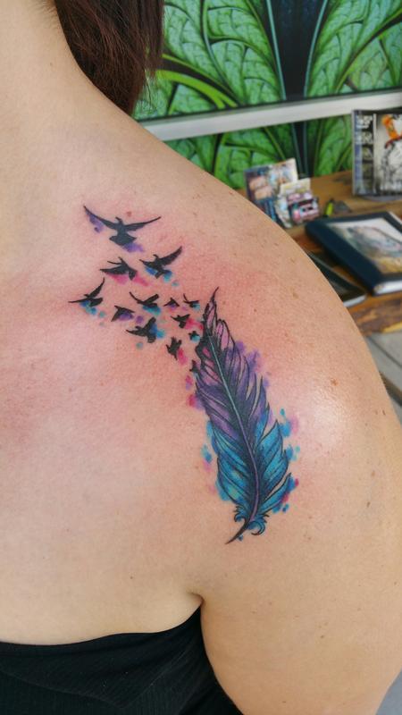 Steve Cornicelli - Birds of a feather
