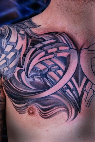 LITOS - Block Tribal !