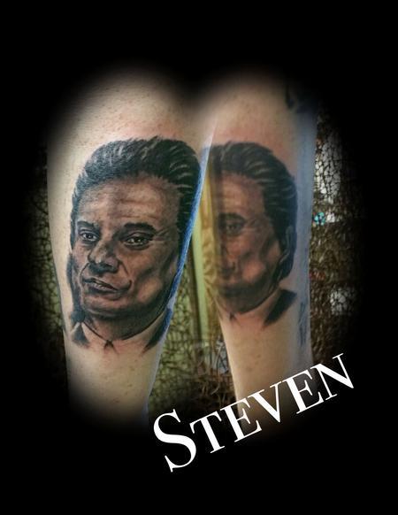Steve Cornicelli - Joe P