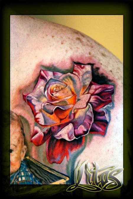 LITOS - Glowing Rose