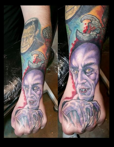Tattoos - Monster Sleeve - 104675